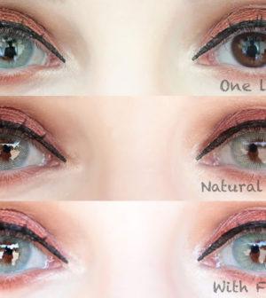 Natural-Looking Eyes